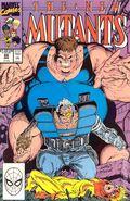 New Mutants (1983 1st Series) 88