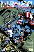 Blood and Glory (1992 Marvel) Punisher and Captain America 1