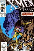 X-Men Classic (1986-1995 Marvel) Classic X-Men 53