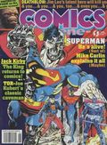 Comics Scene (1987 2nd Series) 34