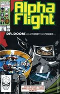 Alpha Flight (1983 1st Series) 91