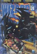 Wizard the Comics Magazine (1991) 24P