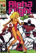Alpha Flight (1983 1st Series) 97