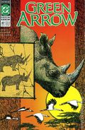 Green Arrow (1987 1st Series) 47
