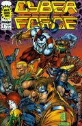 Cyberforce (1993 2nd Series) 1