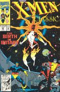 X-Men Classic (1986-1995 Marvel) Classic X-Men 68