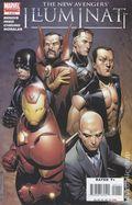 New Avengers Illuminati (2006) 1