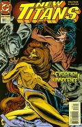 New Teen Titans (1984 2nd Series) New Titans 108