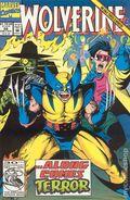 Wolverine (1988 1st Series) 58