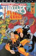 Teenage Mutant Ninja Turtles Flaming Carrot (1993) 3