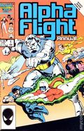 Alpha Flight (1983) Annual 1