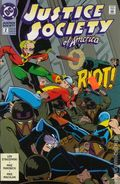 Justice Society of America (1992 2nd Series) 2