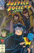Justice Society of America (1992 2nd Series) 3