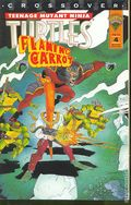 Teenage Mutant Ninja Turtles Flaming Carrot (1993) 4