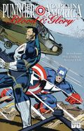 Blood and Glory (1992 Marvel) Punisher and Captain America 3