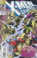 X-Men Classic (1986-1995 Marvel) Classic X-Men 96