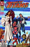 New Teen Titans (1984 2nd Series) New Titans 100