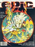Epic Illustrated (1980 Magazine) 14