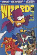 Wizard the Comics Magazine (1991) 28P