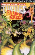 Teenage Mutant Ninja Turtles Flaming Carrot (1993) 2