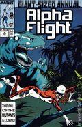 Alpha Flight (1983) Annual 2