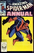 Amazing Spider-Man (1963 1st Series) Annual 17