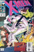 X-Men Classic (1986-1995 Marvel) Classic X-Men 98
