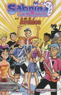 Sabrina The Teenage Witch and The Archies Mini Book (2004) 1