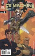 Ex Machina (2004-2010 DC/Wildstorm) 1