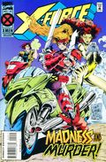 X-Force (1991 1st Series) 40D