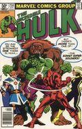 Incredible Hulk (1962-1999 1st Series) 258