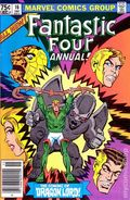 Fantastic Four (1961 1st Series) Annual 16
