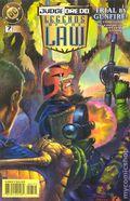 Judge Dredd Legends of the Law (1994) 7