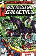Battlestar Galactica (1979 Marvel) 12