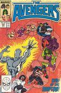 Avengers (1963 1st Series) 290
