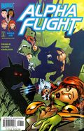 Alpha Flight (1997 2nd Series) 8