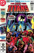 New Teen Titans (1980) (Tales of ...) 21