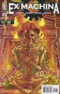 Ex Machina (2004-2010 DC/Wildstorm) 22