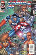 Captain America (1996 2nd Series) 5A
