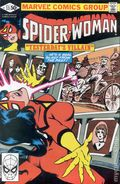 Spider-Woman (1978-1983 1st Series) 33