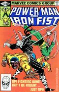 Power Man and Iron Fist (1972 Hero for Hire) 74