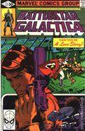 Battlestar Galactica (1979 Marvel) 22