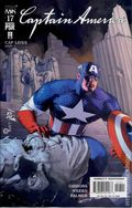 Captain America (2002 4th Series) 17