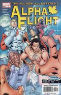 Alpha Flight (2004 3rd Series) 3