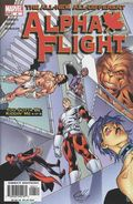 Alpha Flight (2004 3rd Series) 4