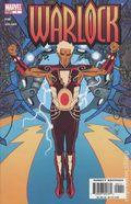 Warlock (2004 Marvel 3rd Series) 1
