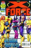 X-Force (1991 1st Series) 54D