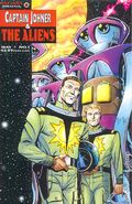 Captain Johner and the Aliens (1995 Valiant) 1