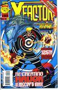 X-Factor (1986 1st Series) 125D
