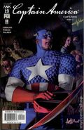 Captain America (2002 4th Series) 19